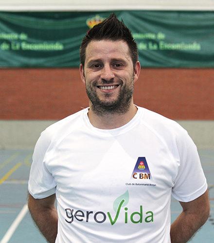 Balonmano Arroyo de la Encomienda Jose-Manuel-Rodriguez