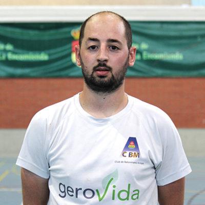 Balonmano Arroyo de la Encomienda Ruben-Real