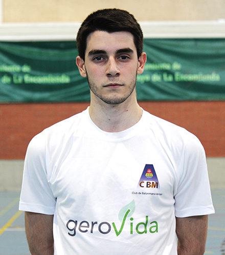 Balonmano Arroyo de la Encomienda Oscar-Escudero