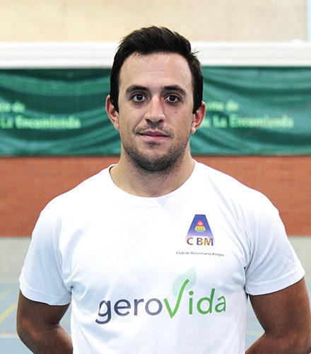 Balonmano Arroyo de la Encomienda Ruben-Vicente