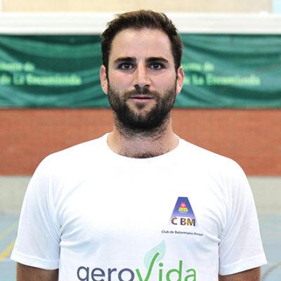 Balonmano Arroyo de la Encomienda Simon-Garcia